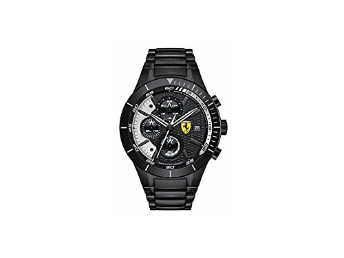 ferrari-mens-0830267-redrev-evo-analog-display-japanese-quartz-black-watch