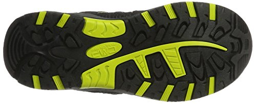 Lime Unisex Blue Rigel Green 90bd High Green Shoes CMP graffite Hiking Rise Wp Low Adults' Campagnolo S71qw1