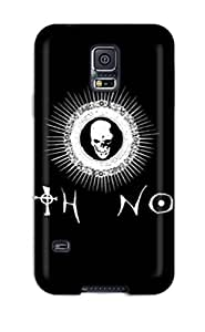 HermanLWilliams INOsIKf11296TLMLZ Case For Galaxy S5 With Nice Death Note Appearance