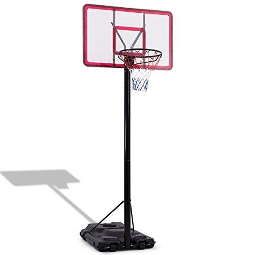 Best Goplus Basketball Backboards - Dayanaprincess 10' Height Adjustable Durable Stable