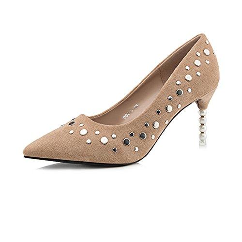 FLYRCX High Heel Schuhe für Frauen im im im Europäischen Stil aa0747