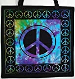 Peace Sign Tote Bag, Bags Central