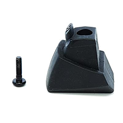 K2 Sports Inline Skate Brake Stopper (Black) : Replacement Skate Wheels : Sports & Outdoors