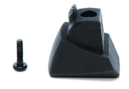 Brake Rollerblade Replacement - K2 Sports Inline Skate Brake Stopper (Black)