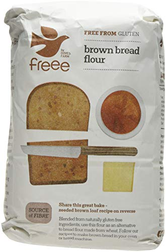 doves farm gluten free bread flour