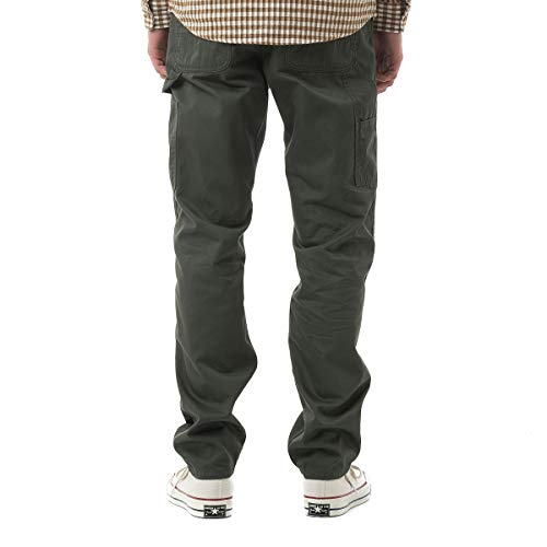 Cypress Single Knee Pant I020996 Ruck Green Carhartt 64wqSq