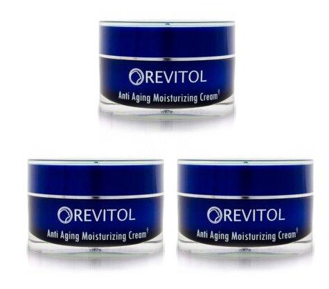 Revitol Anti-Aging Skin Cream Moisturizer with Phytoceram...