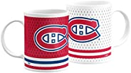 NHL Montreal Canadiens Coffee Mug, 2-Pack