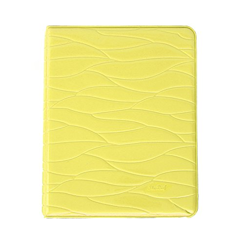 Leaf Album (Sprite Science Leaf Pattern Mini Photo Album for Fujifilm Instax 64 Pockets Yellow)