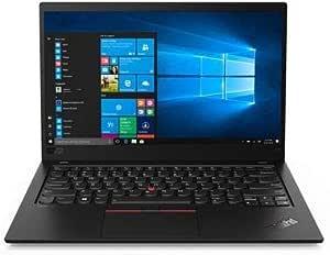 Lenovo ThinkPad X1 Carbon 7th Gen i5-8265U 8GB RAM 256GB SSD Intel UHD Graphics 620 Windows 10 Pro 14-inch Laptop, Black, 20QDS00M00