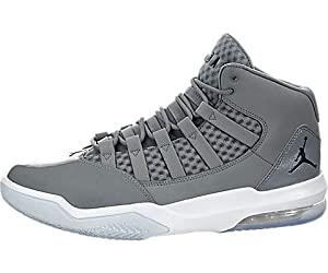 best service 41018 0a1a8 ... Jordan Nike Men s Max Aura Cool Grey White Clear. upc 884802091042  product image1