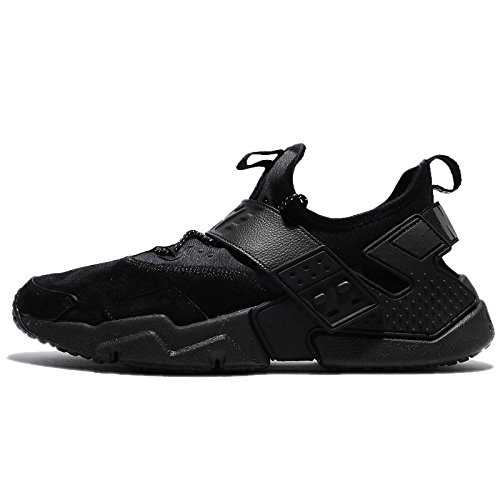 new style 4fcfb 37466 Galleon - NIKE Men s Air Huarache Drift PRM, Black Anthracite-White, 12 M US