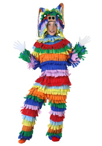 For Pinata Kids Costume (Big Boys' Child Pinata Costume)