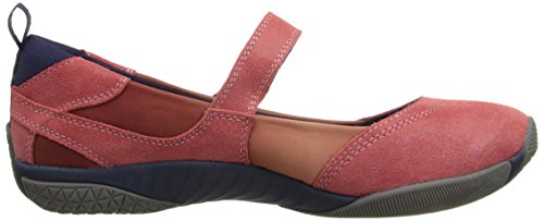 Hush Puppies Adia Zelder Leather Flat