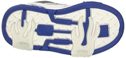 Walt Disney S17500haz - Patucos de Material Sintético para niño plateado