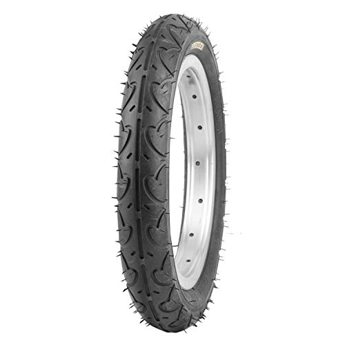 Kenda K-909A 12 inch Tire for Kids Bikes, Balance Bike, Trailer and Scooter, Black