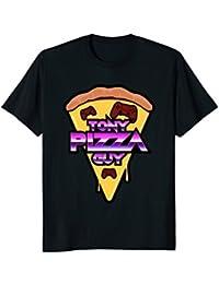 Mens Pizza Control Logo