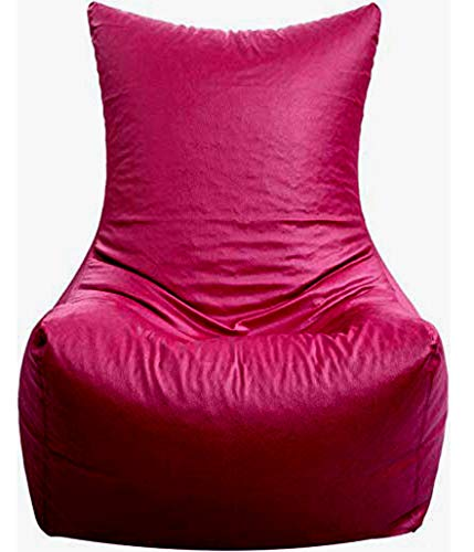 Ragstone XXXL, Pink Chair Bean Bag Cover  Without Beans