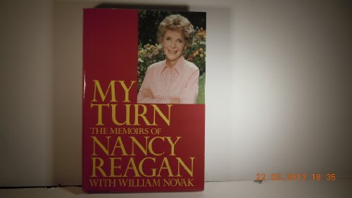 My Turn by Nancy Reagan with William Novak