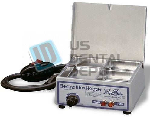 RAY FOSTER Deluxe Electric Wax Heater with Thermol Control 110 volt 115235 Us Dental Depot by Ray Foster (Image #1)