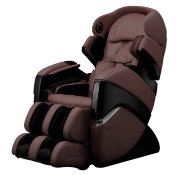 5 Speed Massage (Osaki OS-3D Pro Cyber B Zero Gravity Massage Chair, Brown, Hide away ARMS & FEET system, 6 Unique massage styles, Cloud Airbag massage chair, Evolved 3D Massage Technology, Computer Body)