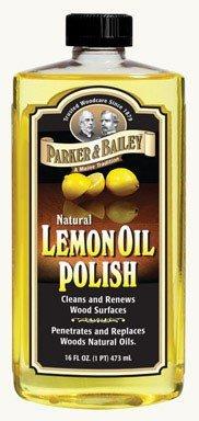 NATURAL LEMON OIL POLISH by PARKER & BAILEY MfrPartNo 510664