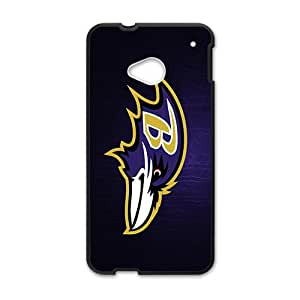 HTC ONE M7 NFL Raltimore Ravens Phone Case for