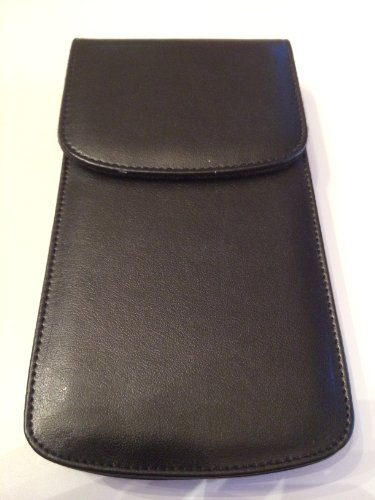 HP Graphing Calculator Leather Case for HP 48GX/49G+/50G
