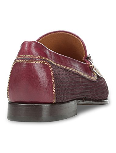 Donald J Pliner Mens Dacio2 Loafer Bordo Gelso