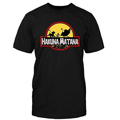 Penguin Tees Hakuna Matata Jurassic T-Shirt -