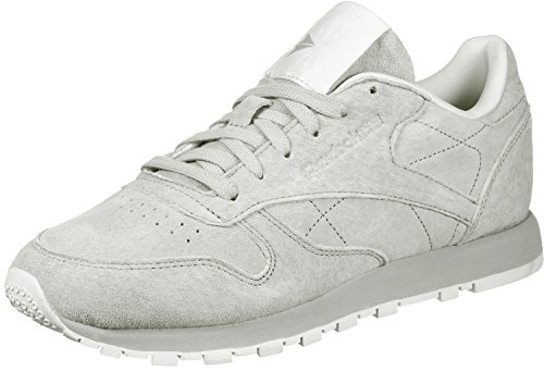 Leather Mujer Zapatillas Para pale sand Stone Pink Tonal Nbk Beige Classic Reebok Bnq5Aw