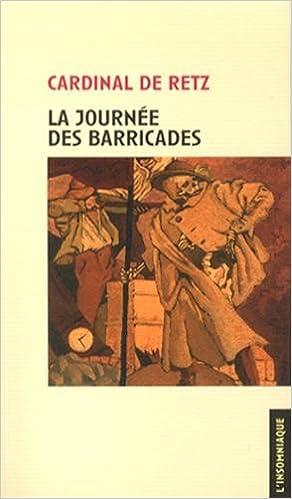 Livres gratuits en ligne La journée des barricades pdf, epub