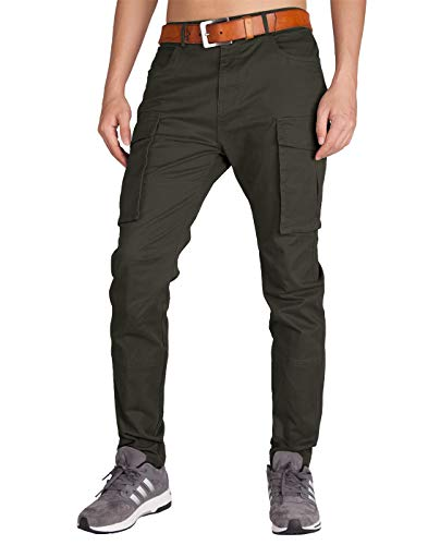 fashion cargo pants - 9