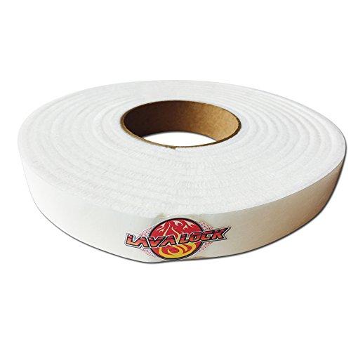 High temp Nomex gasket fits Vision Grill, self stick w/ Lavalock (free damper (Damper Gasket)