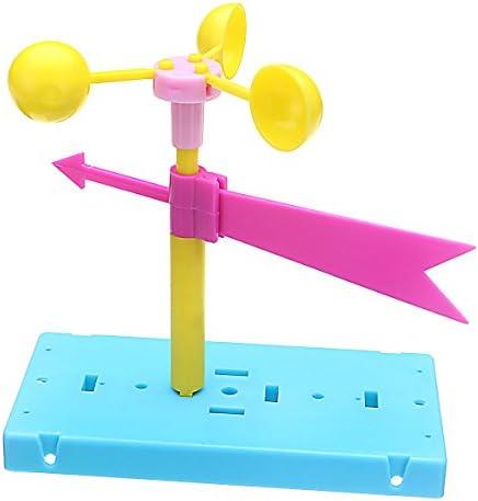 Queenwind ウィンドベーン風向物理学実験 DIY 科学教育玩具キット