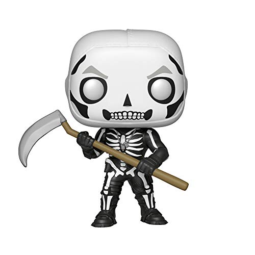 Funko Fortnite Skull Trooper Figura de Vinilo, multicolor, Talla Unica (34470) , color/modelo surtido