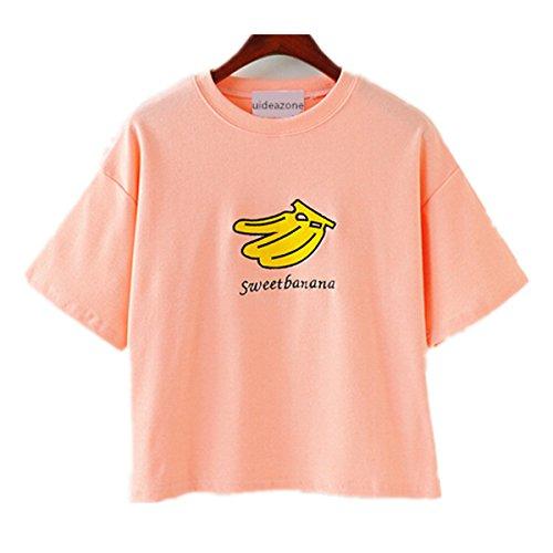 banana crop top - 3