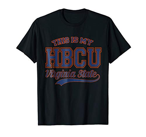 (Virginia State University Apparel - T Shirt)