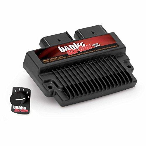 Banks 63907 Six-Gun Diesel Tuner with ()