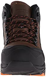 Skechers for Work Men\'s Surren Work Boot, Brown, 11 M US