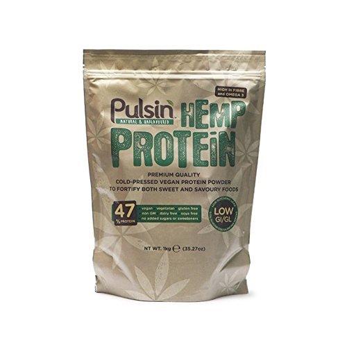 Pulsin - Hemp protein powder | 1000g