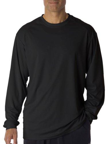 badger-sportswear-mens-b-dry-long-sleeve-tee-black-xxx-large
