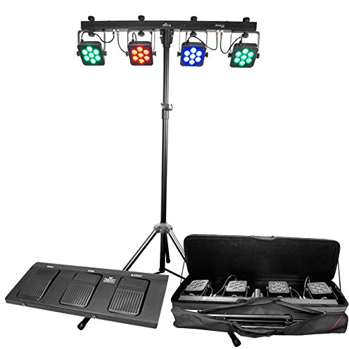 CHAUVET DJ 4BAR Tri LED Effect Wash Light | LED Lighting by CHAUVET DJ