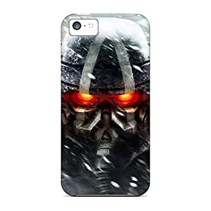 Awesome Case Cover/iphone 5c Defender Case Cover(helghast)