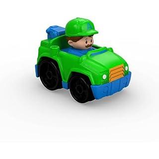 Fisher-Price Little People Wheelies Tow Truck