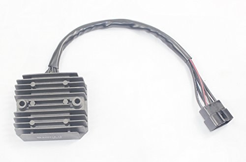 Tencasi Voltage Regulator Rectifier for Kawasaki VN800 (Vulcan 800) 1995-2005, VN800 (Vulcan 800 Classic) 1996-2005, VN800 (Vulcan 800 Drifter) - Rectifier 1997 Kawasaki 1995 Regulator