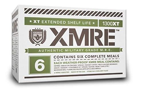 - Xmre 1300xt 6 Meals W/heaters