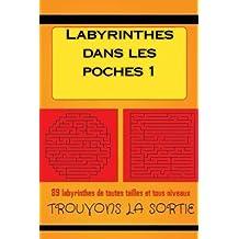 Labyrinthes dans les poches 1: Trouve le chemin vers à la sortie