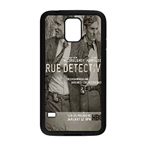 Samsung Galaxy S5 Cell Phone Case Black_True Detective Xvtvw