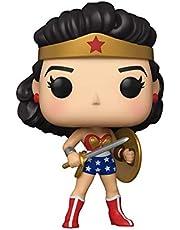 Pop Wonder Woman Golden Age Vinyl Figure